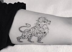 101 Powerful Lion Tattoos Certain To Astonish - AuthorityTattoo
