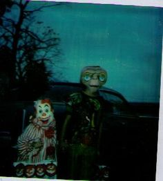 """Laura and I"" - #Halloween #1982 by deadrichmond, via Flickr"