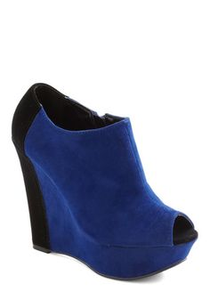 Haute Heredity Wedge, #ModCloth