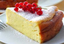 Cheesecake léger à 1 SP