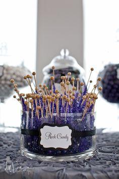 Elegant Custom Candy / Dessert Buffet Jar Signs - Set of 10. $16.75, via Etsy.