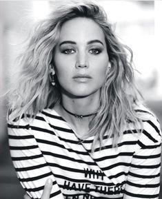 Jennifer Lawrence 2018 for Dior