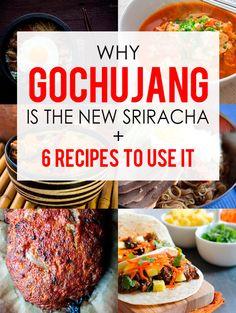 Why Gochujang is the Next Sriracha + 6 Korean Recipes to Use It