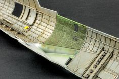 The Modelling News: Lukas' build guide Pt III: HK Models' scale E/F Flying Fortress - Detailing the interior fuselage & sealing it up. The Modelling News, Modeling Techniques, Garage Art, Model Airplanes, Tamiya, Plastic Models, Scale Models, Two By Two, Ww2
