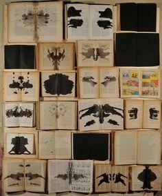 Beautiful Book Art: Ekaterina Panikanova's Beautiful Paintings On Books.