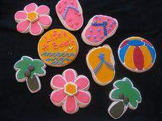 Summer Assortment Cookies