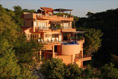 Sayulita Vacation Rental - VRBO 207429 - 5 BR Nayarit House in Mexico, Home with Unrivaled Views, Sleeps 10-14 and Use of a 4-Person Golf Ca...