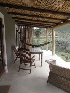 River View Cottages is a romantic weekend getaway in Calitzdorp.