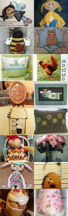 Great Spring Finds at the OFGTeam by Nancy on Etsy--Pinned with TreasuryPin.com