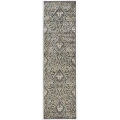 @Overstock - A contemporary color palette of blue, grey, white and yellow infuses a damask design with an air of relaxed refinement. With gorgeous hand carving and raised high-low loop construction, this stunning area rug feels as lush as it looks.http://www.overstock.com/Home-Garden/Graphic-Illusions-Paisley-Floral-Multi-Grey-Pattern-Rug-23-x-8/7210712/product.html?CID=214117 $75.64