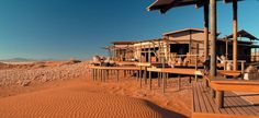 Wolwedans Dunes Lodge, Namibia - combine this with a hot air balloon safari to see sunrise over the surrounding dune-scape for an unforgettable experience! Hotels And Resorts, Best Hotels, Amazing Hotels, Dune, Road Trip, Yoga Holidays, Namibia, Dark Skies, African Safari