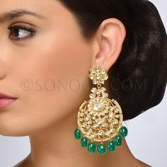Indian Earrings Bridal Designs