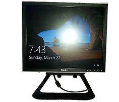 Dell UltraSharp 17'' 1708FPt LCD Monitor PN 0U185J -1
