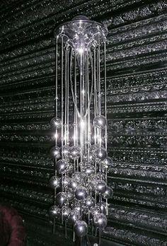 Silver ball light