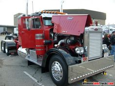 Antique Peterbilt from the 2008 Mid America Truck Show