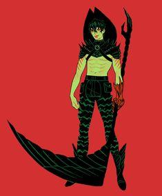 Media Tweets by 🌜Sara Kipin🌛 (@sarakipin) | Twitter Character Concept, Character Art, Concept Art, Sara Kipin, Monster Boy, Mythical Creatures, Fantasy Characters, Cute Art, Art Inspo