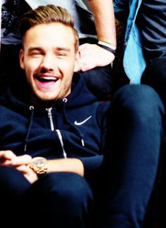 I love his smile so much