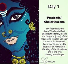 Navratri Day 1