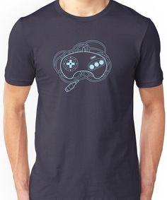 PADS OF JOY series - Sega Mega Drive Unisex T-Shirt