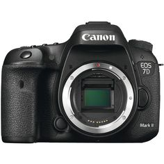Canon 7D Mark II EOS DSLR Camera, Canon 7D Mark II Body 9128B002 B&H Photo