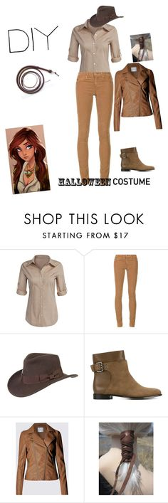 Designer Clothes, Shoes & Bags for Women Indiana Jones Halloween Costume, Halloween Party Costumes, Safari Costume Women, Costumes For Women, Indiana Evans, Dress Up Day, Disney Inspired Outfits, Dress Up Costumes, Adriano Goldschmied