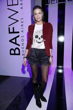 Ivana Sacani Fashion Models, Models Style, Fashion Events, Punk, Ideas, Models, Punk Rock, Thoughts, Fashion