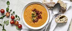 Veggie Recipes, Soup Recipes, Vegetarian Recipes, Cooking Recipes, Healthy Recipes, Recipies, I Love Food, Good Food, Yummy Food