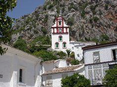 Hermita de San Antonio, UBRIQUE, Ruta de los Pueblos Blancos,CADIZ  Andalucia Spain