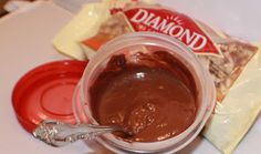 Nutella Homemade On Curt's Webpage I'm in love!!!!