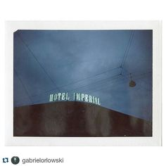 #Repost @gabrielorlowski Gabriel Orłowski  #ffp #freshfrompoland #poland #photooftheday #photography  http://ift.tt/1OsS8C1 #contemporaryphotography #contemporary #photography #photo #art #polaroid #hotel #imperial #copenhagen #orlowski #gabrielorlowski