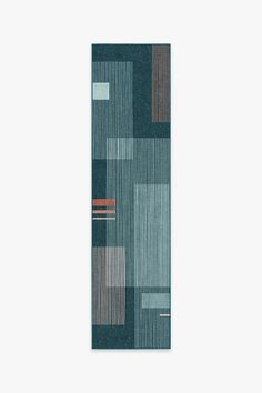 Quadra Teal Rug | Washable Rug | Ruggable Rose House, Machine Washable Rugs, Teal Rug, Teal And Grey, Natural Rug, Rug Cleaning, Outdoor Rugs, Colorful Rugs, Your Space