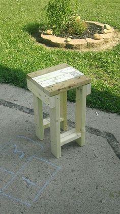 2x4 stool