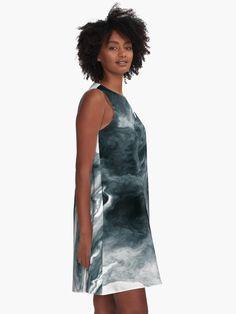 """Marble Texture Pattern"" A-Line Dress by ind3finite   Redbubble Marble Texture, Textures Patterns, Womens Fashion, Dresses, Gowns, Women's Fashion, Dress, Feminine Fashion, Vestidos"