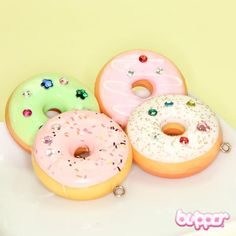 Doughnut Charm | Blippo.com - Japan & Kawaii Shop