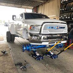 Jacked Up Trucks, Dually Trucks, Ram Trucks, Dodge Trucks, Diesel Trucks, Cool Trucks, Pickup Trucks, Dodge 3500, Cummins Turbo Diesel