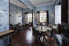 #diseño italiano, esencia colonial y vajillas de lujo en el restaurante Nub en Tenerife - Contenido seleccionado con la ayuda de http://r4s.to/r4s