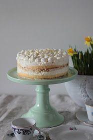 KakkuKatri: Kevättä rinnassa ja sitruunakakku