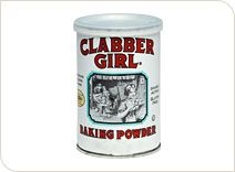 For my Gluten Free friends who bake - Clabber Girl Baking powder is GF!