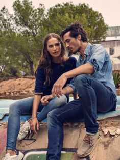Wrangler' Spring Summer 2016 collection at your Jeans Community NOW