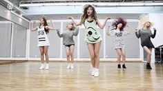 hello venus wiggle dance mirror - YouTube