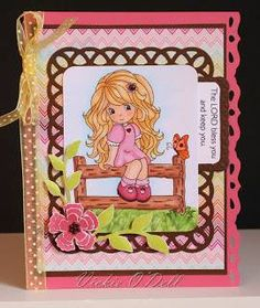 Main Page, Paper Frames, Lunch Box, Blessed, Inspirational, Sweet, Girls, Candy, Little Girls