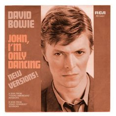David Bowie is a man of many faces, a fact borne out by the selection of 45 7-inch single sleeves soon to be exhibited at The Vinyl Factory in London's Chelsea...