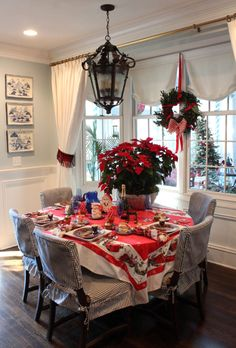 Mary Kay Andrews' Home – A Christmas Tour part 1 (and a giveaway!) » Talk of the House