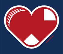 red sox heart