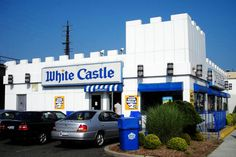 White Castle restaurant - maybe not the best burgers, but a great childhood memory
