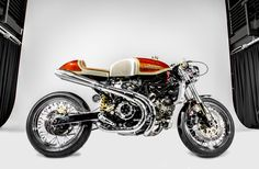 Ducati Cafe Racer by South Garage