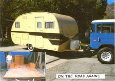Vintagetrailercamp.com - User Photos :: 3rd Annual Trail Along to Pismo: PISMO PINUPS 2010 :: 53_Hanson_Love_Bug
