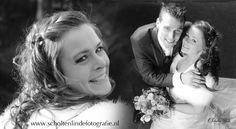 Spontane bruidsfotografie by www.scholtenlindefotografie.nl Wedding - trouwen - bruiloft in Twente