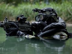 Special Operations Forces Photograph - Special Forces Combat Diver Takes by Tom Weber Military Gear, Military Police, Military Weapons, Military Spouse, Navy Seals, Military Special Forces, My Champion, Special Ops, Sale Poster