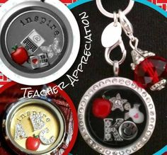 Origami Owl Living Lockets make great gifts for Teachers to show them your appreciation for them! Order your child/children's teachers Origami Owl Living Lockets today! Origami Owl Necklace, Origami Owl Lockets, Origami Owl Jewelry, Great Teacher Gifts, Teacher Appreciation Gifts, Locket Design, Locket Bracelet, Oragami, Personalized Charms